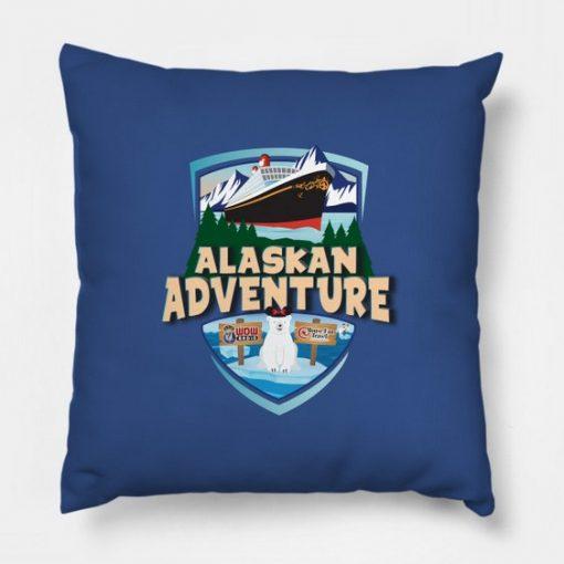Alaskan Adventure Pillow Case