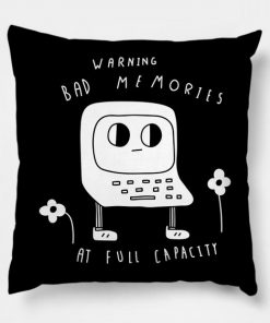 Bad Memories Pillow Case