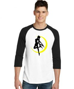 Sailor Moon Sleeve Raglan Tee