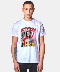 XXXtentacion Memory Of Love T Shirt
