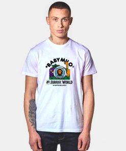 Baby Milo Bape X Jurassic World T Shirt