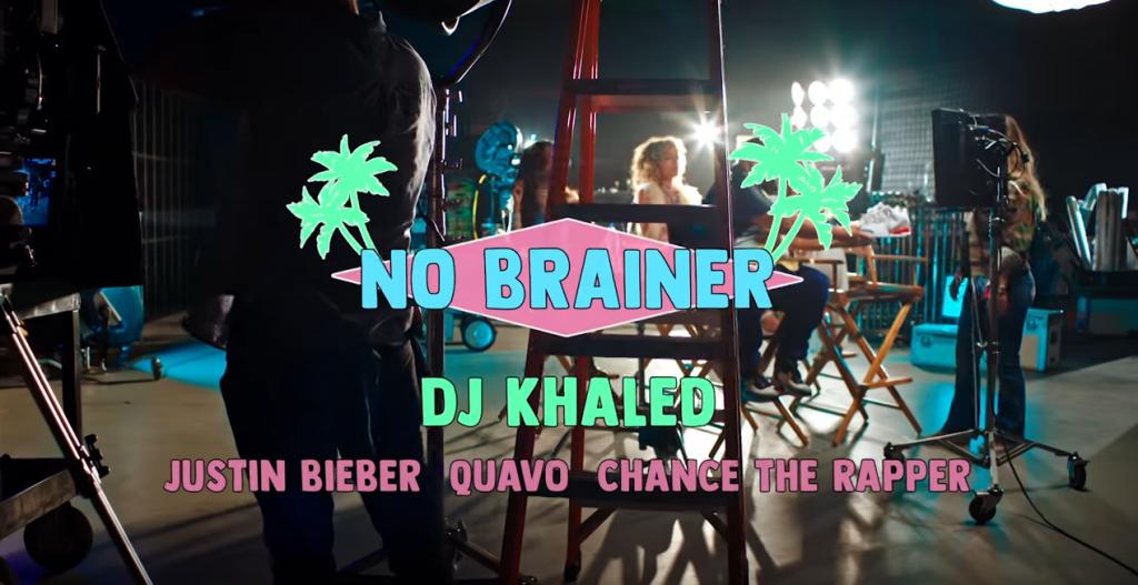 "DJ Khaled ""No Brainer"" [ft. Justin Bieber. Chance the Rapper & Quavo]"