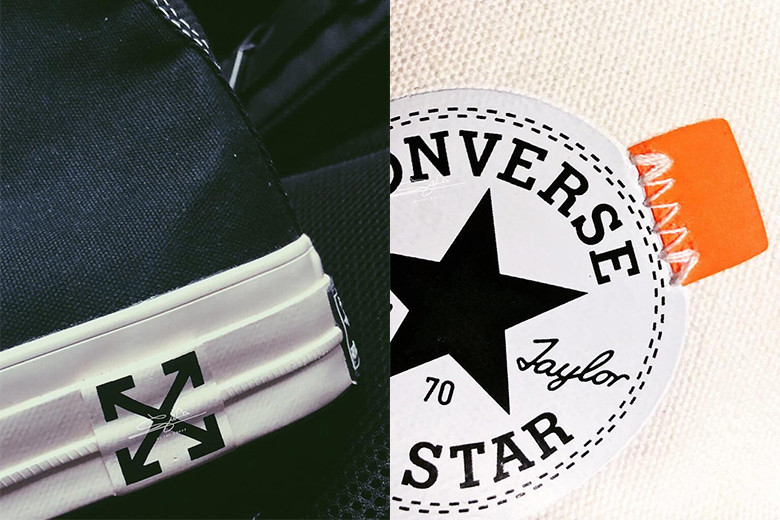 Off White™ x Converse Chuck Taylor All Star 70 - Blog