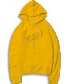 Diesel Noize Printed Hoodie