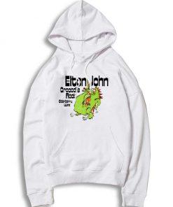 Elton John Crocodile Rock Hoodie