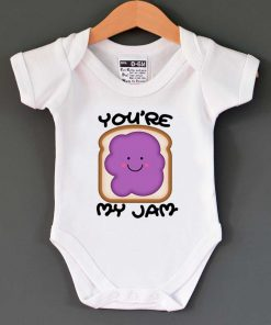 You're My Jam Baby Onesie