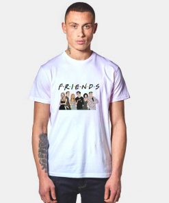Friends Tv Show Anime T Shirt