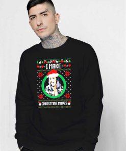 Cardi B Ugly Christmas Sweatshirt