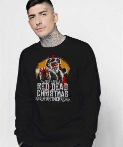 Red Dead Redemption Xmas Sweatshirt