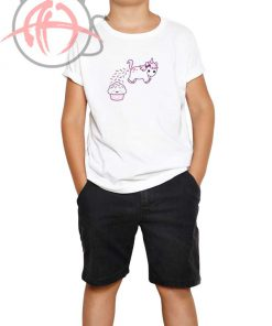 Unicorn Sprinkle Poo Youth T Shirt