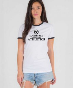 South Park Elementary Athletics Novelty Ringer Tee