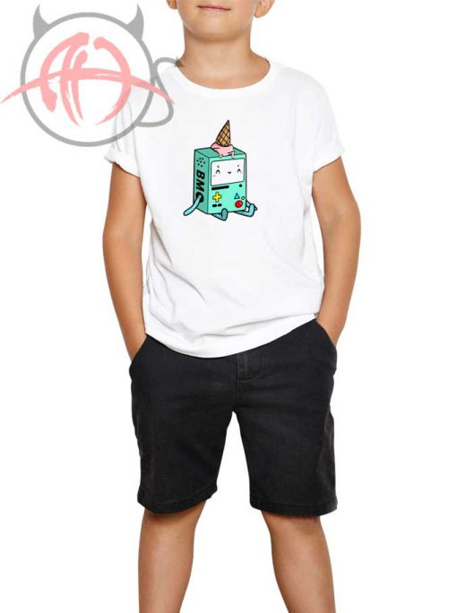 BMO Adventure Time Youth T Shirt