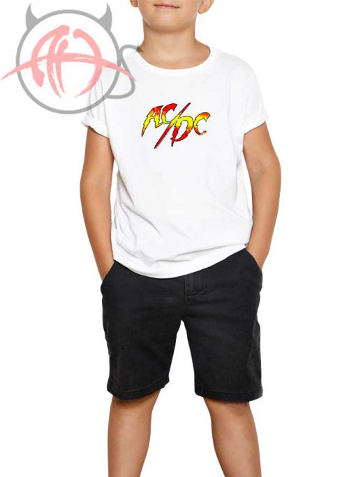 Chaser ACDC Roll Youth T Shirt