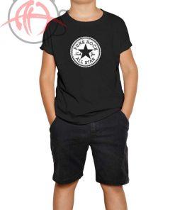 Punk Rock All Star Youth T Shirt