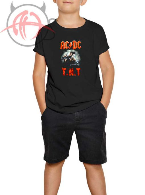 ACDC TNT Youth T Shirt