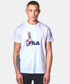 Big Chungus X Fila Parody T Shirt