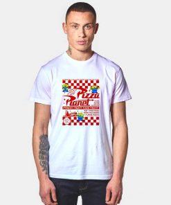 Disney Toy Story Pizza Planet Flyer T Shirt
