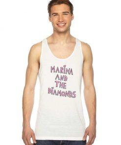 Marina And The Diamonds Tank Top