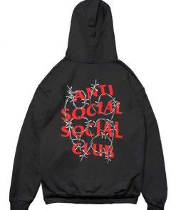 Anti Social Social Club ASSC Barbara Hoodie