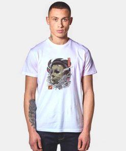 Michael Myers Japanese T Shirt