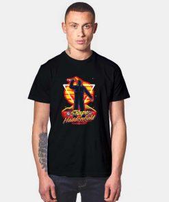 Retro Haddonfield Shape T Shirt