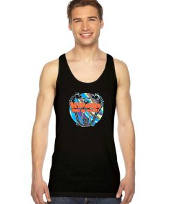 Nirvana 1992 Come As You Are Tank Top