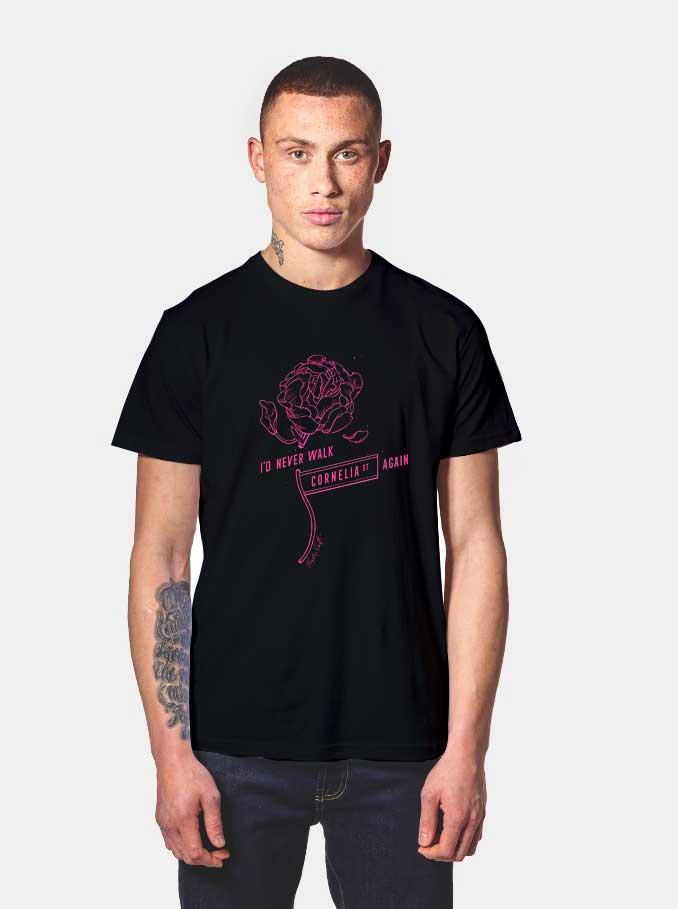 Get Order Taylor Swift Shirt Taylor Swift Cornelia Street Lyrics T Shirt