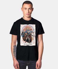 Death Stars Band T Shirt