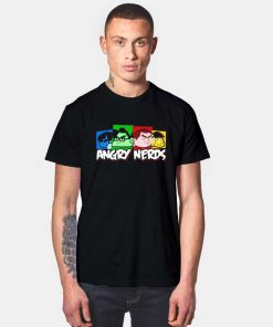Some Angry Nerds T Shirt