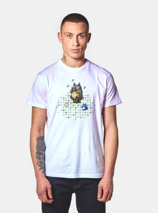 Totoro Forest Melody T Shirt
