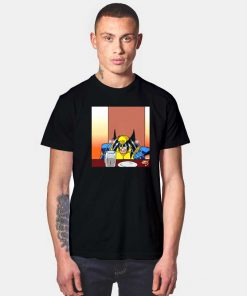 Wolverine Got Yelled T Shirt