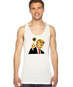 Donald Trump Fuck Off Coronavirus 2020 Tank Top