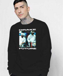 Drake Future Life Is Good Cooking Rapper Sweatshirt