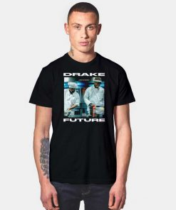 Drake Future Life is Good Cooking Rapper T Shirt