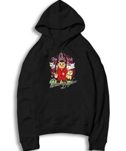 Panic At The Disco Dogshow Parody Hoodie