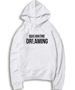 Quarantine Dreaming Class Of 2020 Hoodie