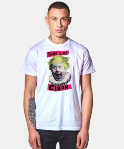 Boris Johnson Send In The Clown 247x296 - Home