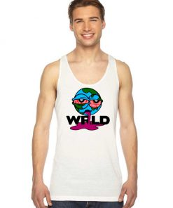 Juice World The Dying Earth Planet Tank Top