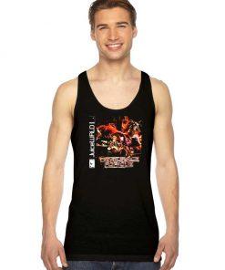 Juice Wrld Death Race For Love Tank Top