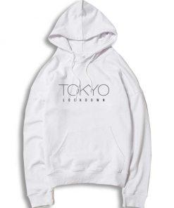 Tokyo Lockdown Coronavirus Quarantine Hoodie