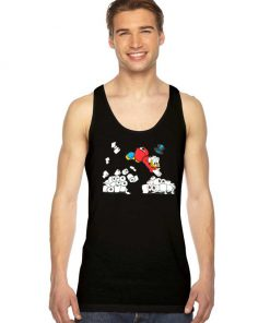 Uncle Gober Really Rich Toilet Paper Tank Top
