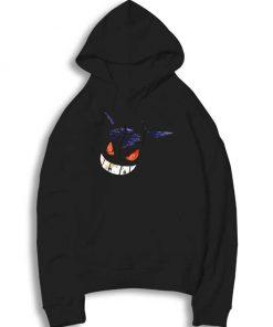 Ghost Pokemon Gengar Vintage Hoodie