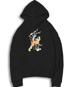 Bugs Bunny And Lola Butt Slap Hoodie