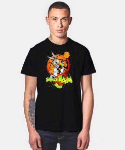 Looney Tunes Space Jam Basketball T Shirt