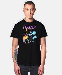 Purple Rain Princeland The Revolution T Shirt