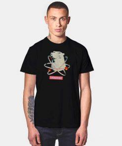 Vintage Bjork Army Of Me Atom Logo T Shirt