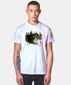 Vintage Led Zeppelin Band Photo T Shirt