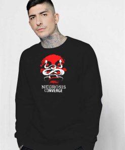 Neurosis Converge Band Cover Sweatshirt
