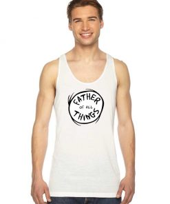 Dr.Seuss Father of all Things Logo Tank Top