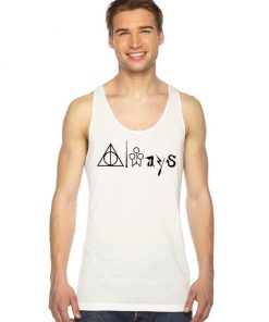 Harry Potter Always Horcruxes Tank Top